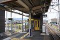 Higashi-Moro Station platform lift 20130326.JPG