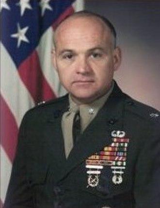 William R. Higgins - William R. Higgins, USMC
