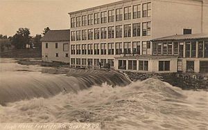 Dover-Foxcroft, Maine - Image: High Water, Foxcroft, ME