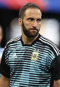 Gonzalo Higuaín - Wikipedia 1308805971ad6