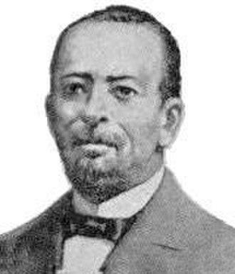 Liberian general election, 1885 - Image: Hilary Johnson 2