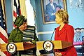 Hillary Clinton meets with Liberian President Ellen Johnson-Sirleaf, April 2009-4.jpg