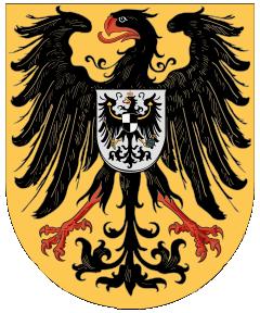 Hohenzollern Reichswappen Kleines