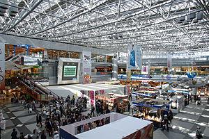 New Chitose Airport - Image: Hokkaido New Chitose Airport 09s 5s 4272