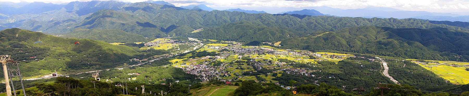 Hokujo, Hakuba, Kitaazumi District, Nagano Prefecture 399-9301, Japan - panoramio.jpg