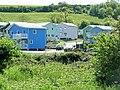 Holiday apartments - geograph.org.uk - 484680.jpg