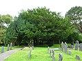 Holl Seintiau - Church of All Saints, Llangorwen, Tirymynach, Ceredigion, Wales 07.jpg