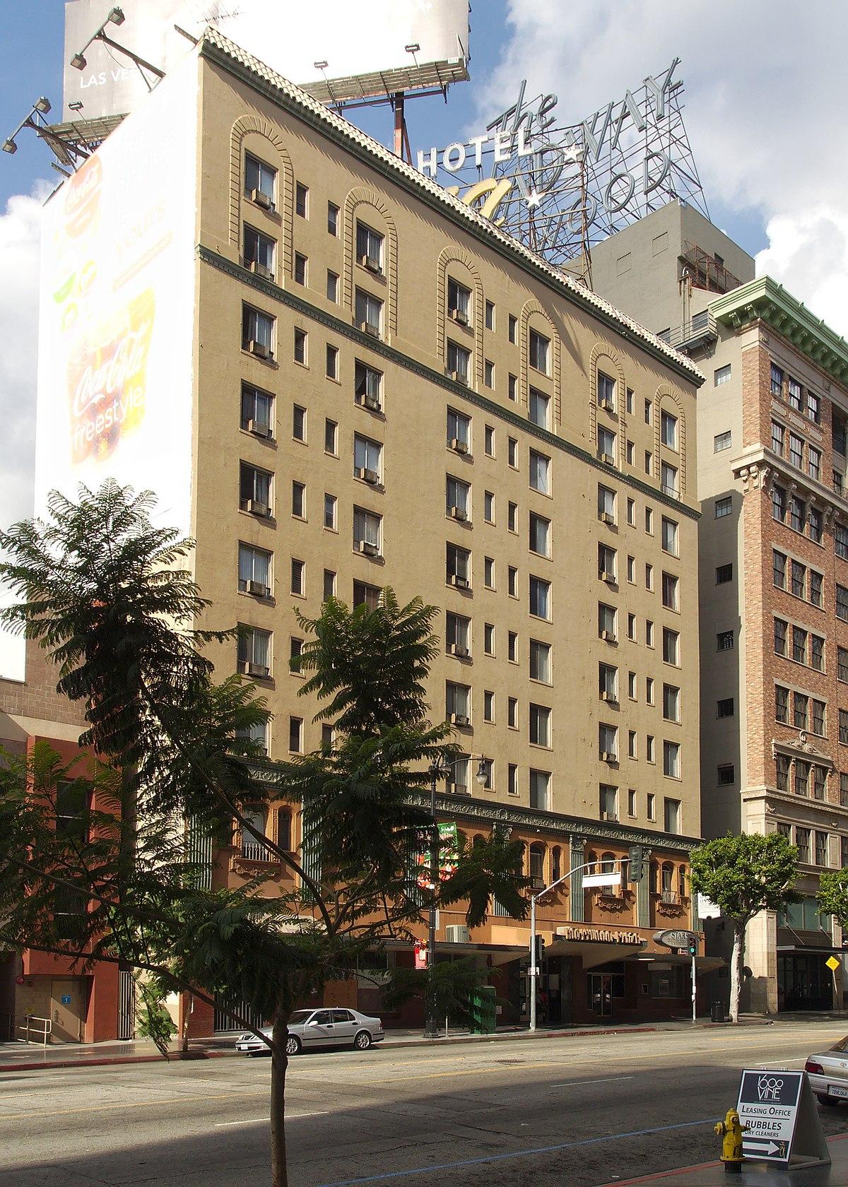 Hollywood Plaza Hotel