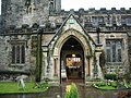 Holy Trinity Church, Skipton, Porch - geograph.org.uk - 620497.jpg