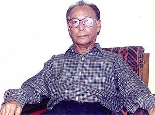 Homen Borgohain Indian writer