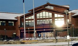 Homer High School (Alaska) - Image: Homerhigh
