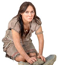 Homo sapiens - Neolithic - reconstruction - MUSE.jpg