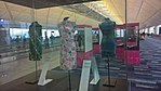 Hong Kong Museum of History Cheongsam exhibition, Hong Kong International Airport (2018) 01.jpg