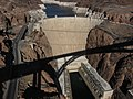 Hoover Dam, as Seen from the Mike O'Callaghan – Pat Tillman Memorial Bridge 3 (5443040751).jpg