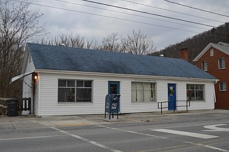 Hopewell, Bedford County, Pennsylvania - Post office