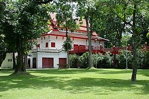 Chiang Mai University - Sala Dharma on main campus
