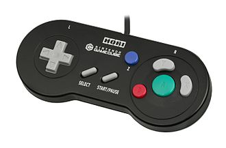 GameCube accessories - Game Boy Player controller