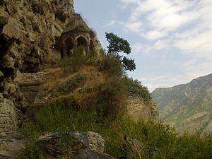 Horomayr Monastery - Image: Horomayri Monastery 3