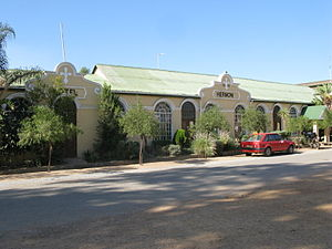 Hermon, South Africa - Hotel in Hermon