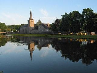 Hotton Municipality in French Community, Belgium