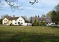 Houses beside village green - geograph.org.uk - 773220.jpg