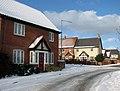 Houses in Devlin Drive viewed from Blackthorn Way - geograph.org.uk - 1655094.jpg