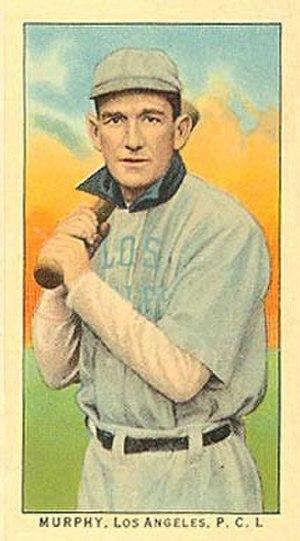 Howard Murphy (baseball) - Image: Howard Murphy 1910
