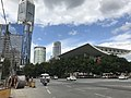 Huangpi North Road and Shanghai Grand Theater.jpg