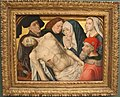 Hugo van der goes (da), pietà, 1480-90, Q11, 01.JPG