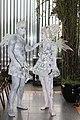 Human Statue Bodyart Bodypaint Fairy (8234682736).jpg