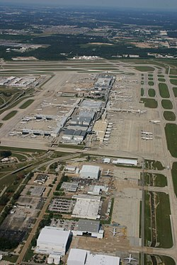 George Bush Intercontinental Airport - Wikipedia