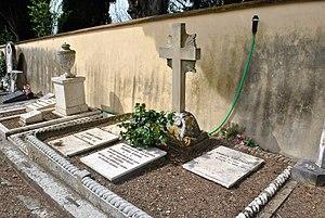 Cimitero degli Allori - Image: III Cimitero Evangelico agli Allori, Firenze, Italy 3 (2)