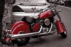 Kawasaki Vulcan Wheelbase