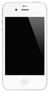 iPhone 4S Smartphone developed by Apple Inc. and fifth generation iPhone