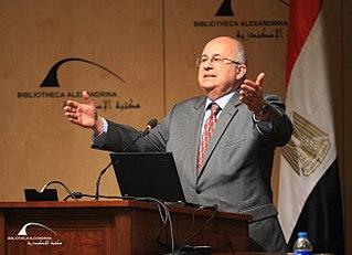 Ismail Serageldin Egyptian academic