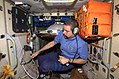 ISS-12 William McArthur talks on the ARISS inside the Zarya module.jpg