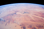 ISS-46 North Africa view direction east.jpg