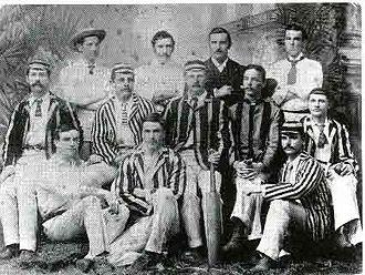 I Zingari - I Zingari Australia First XI 1889/90
