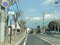 Ibaraki pref road 192 in Kyūchū.jpg