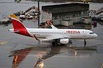 "Iberia Airbus A320-216 EC-LUL ""Cangas de Onis"" (26223872724).jpg"