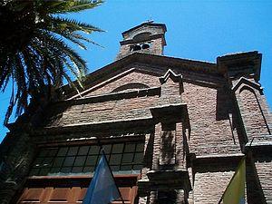 Glew, Buenos Aires - Parish of St. Anne