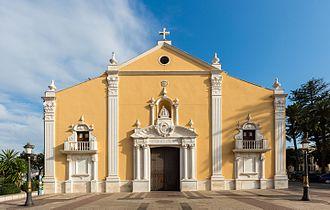 Shrine of Our Lady of Africa - Image: Iglesia de Nuestra Señora de África, Ceuta, España, 2015 12 10, DD 05