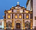 Iglesia de San Sebastián, Ponta Delgada, isla de San Miguel, Azores, Portugal, 2020-07-29, DD 117-119 HDR.jpg
