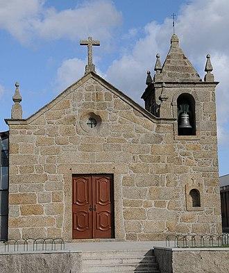 Guisande e Oliveira (São Pedro) - Guisande Church