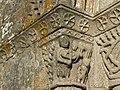 Igrexa de San Pedro de Trasalba - Amoeiro - Ourense - Capitel.jpg