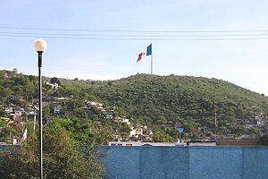 Banderas monumentales - Image: Iguala de la Independencia