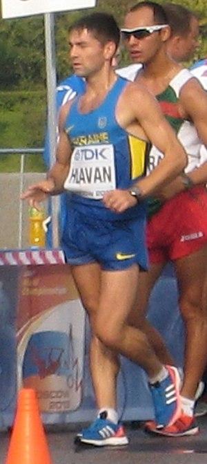 Ihor Hlavan - Ihor Hlavan in 2013