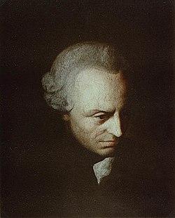 Resultado de imagen de Immanuel Kant