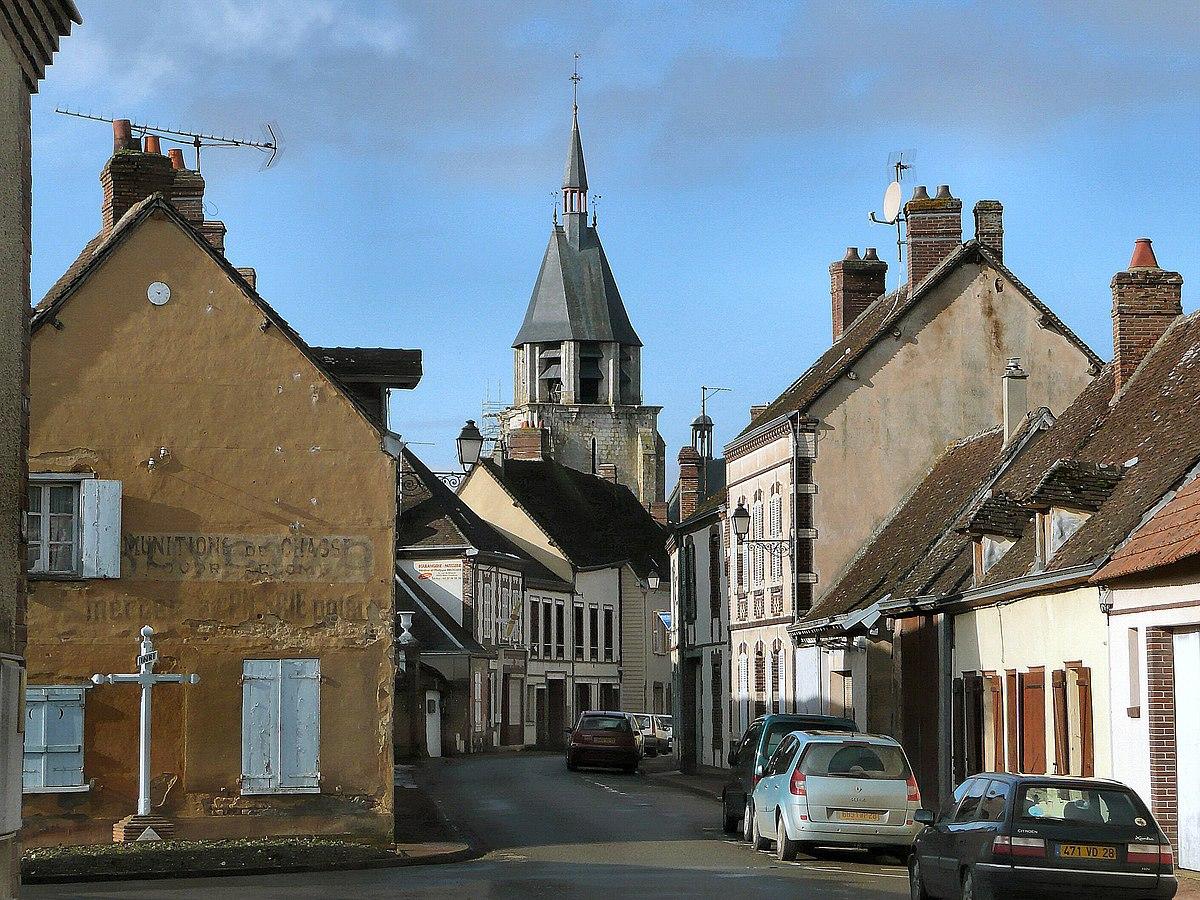 Ville De Melle France