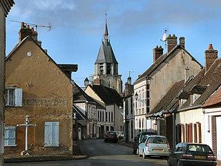 Illiers-Combray Commune in Centre-Val de Loire, France